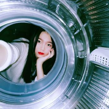 洗衣机拍照