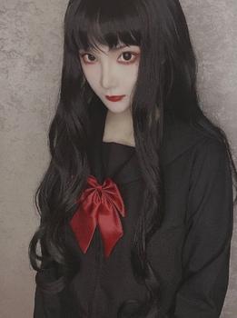 少女心 jk制服 川上富江