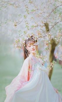 小仙女 古装裙 漂亮小姐姐