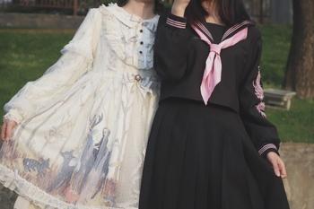 jk制服 Lolita